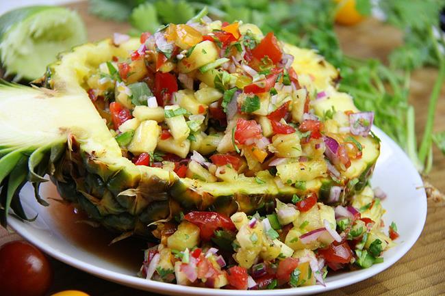 pineapple salsa (3)