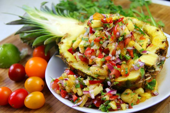 pineapple salsa (4)
