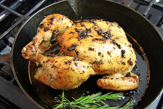 garlic rosemary chicken (7)