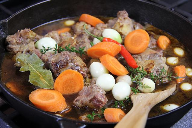wine braised oxtails (7)