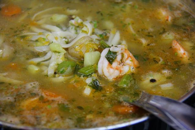 shrimp soup (10)
