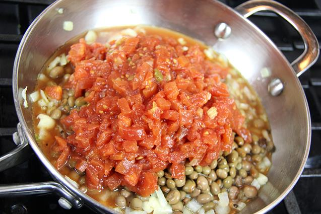 stewed pigeon peas recipe (3)