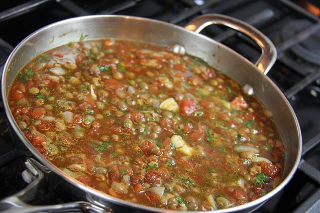 stewed pigeon peas recipe (6)
